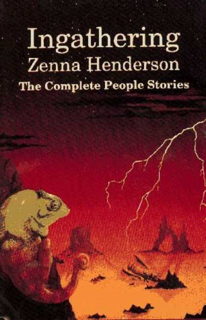 Bestselling Sci-Fi/ Fantasy (2006) - Ingathering: The Complete People Stories of Zenna Henderson by Zenna Henderson