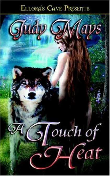 Bestselling Sci-Fi/ Fantasy (2006) - A Touch Of Heat by Judy Mays