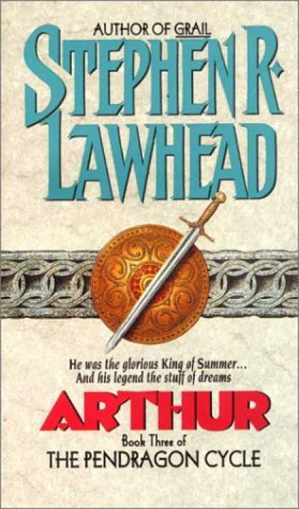 Bestselling Sci-Fi/ Fantasy (2006) - Arthur (The Pendragon Cycle, Book 3) by Stephen R. Lawhead