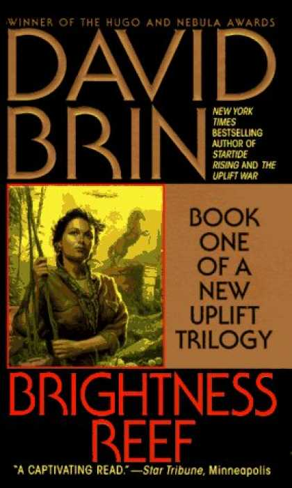 Bestselling Sci-Fi/ Fantasy (2006) - Brightness Reef (The Uplift Trilogy, Book 1) by David Brin