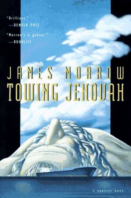 Bestselling Sci-Fi/ Fantasy (2006) - Towing Jehovah (Harvest Book) by James Morrow