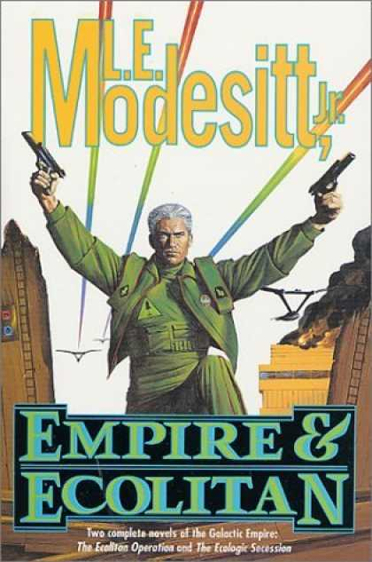 Bestselling Sci-Fi/ Fantasy (2006) - Empire and Ecolitan: Two Complete Novels of the Galactic Empire: The Ecolitan Op