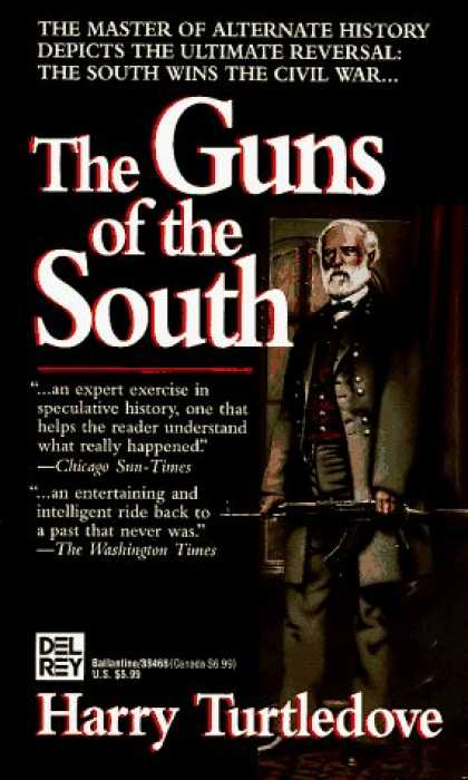Bestselling Sci-Fi/ Fantasy (2006) - The Guns of the South by Harry Turtledove