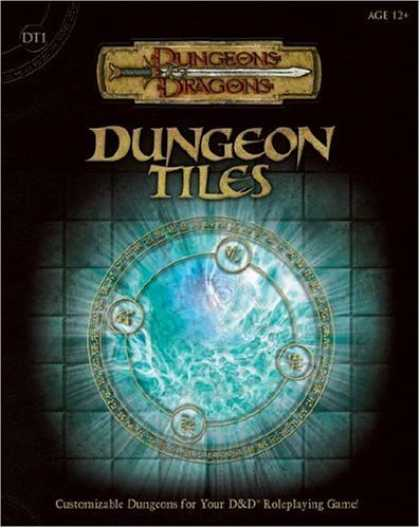 Bestselling Sci-Fi/ Fantasy (2006) - Dungeons & Dragons Dungeon Tiles (D&D Accessory) by Wizards Of The Coast