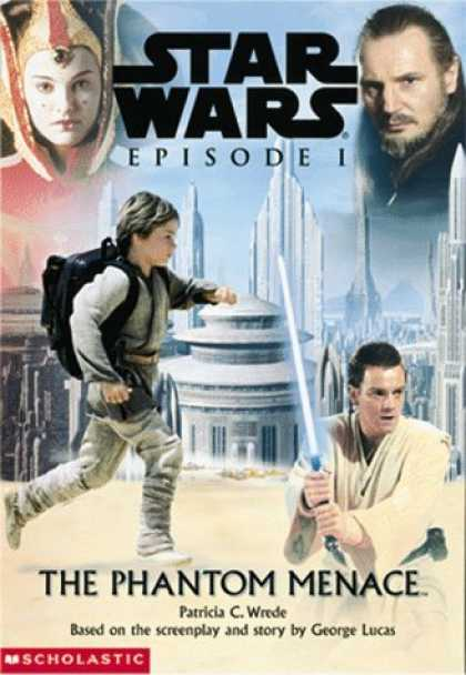 Bestselling Sci-Fi/ Fantasy (2006) - Star Wars, Episode I - The Phantom Menace (Junior Novelization) by Patricia C. W