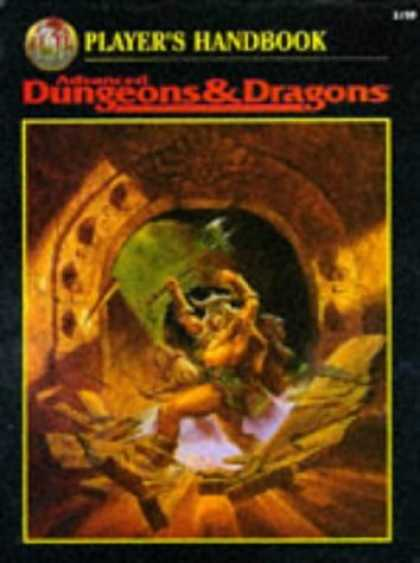 Bestselling Sci-Fi/ Fantasy (2006) - Player's Handbook: Advanced Dungeons and Dragons, Second Edition by David Zeb Co