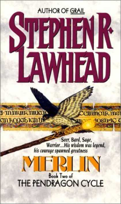 Bestselling Sci-Fi/ Fantasy (2006) - Merlin (The Pendragon Cycle , Book 2) by Stephen R. Lawhead