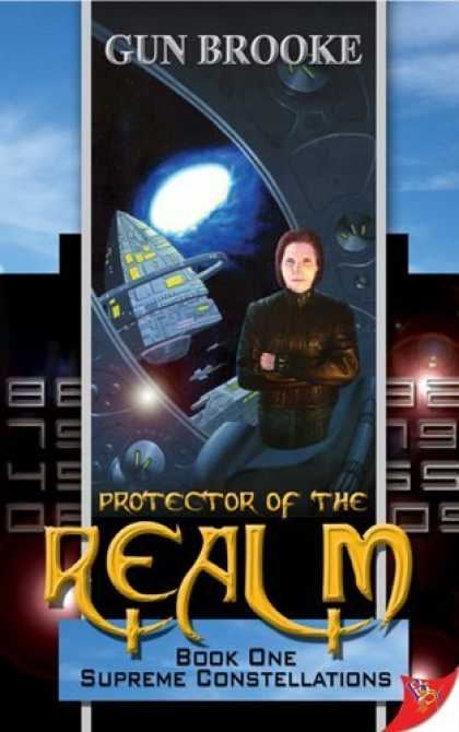 Bestselling Sci-Fi/ Fantasy (2006) - Protector of the Realm (Supreme Constellations) by Gun Brooke