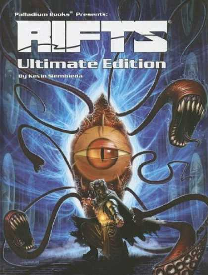 Bestselling Sci-Fi/ Fantasy (2006) - Rifts Ultimate Edition Rpg by Rifts