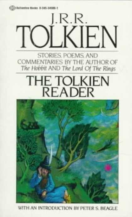 Bestselling Sci-Fi/ Fantasy (2006) - The Tolkien Reader by J.R.R. Tolkien