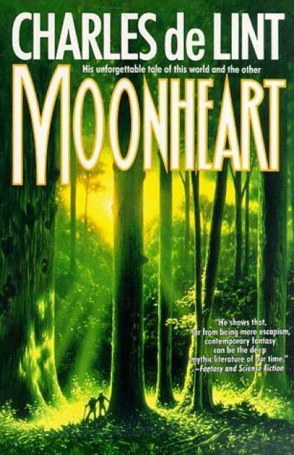 Bestselling Sci-Fi/ Fantasy (2006) - Moonheart by Charles de Lint