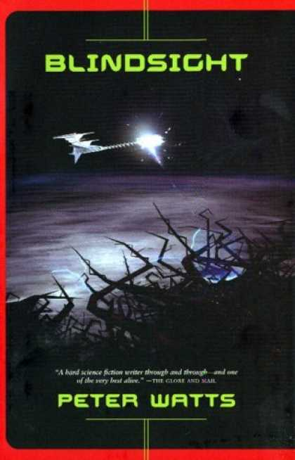 Bestselling Sci-Fi/ Fantasy (2006) - Blindsight by Peter Watts