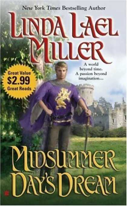 Bestselling Sci-Fi/ Fantasy (2006) - A Midsummer Day's Dream by Linda Lael Miller