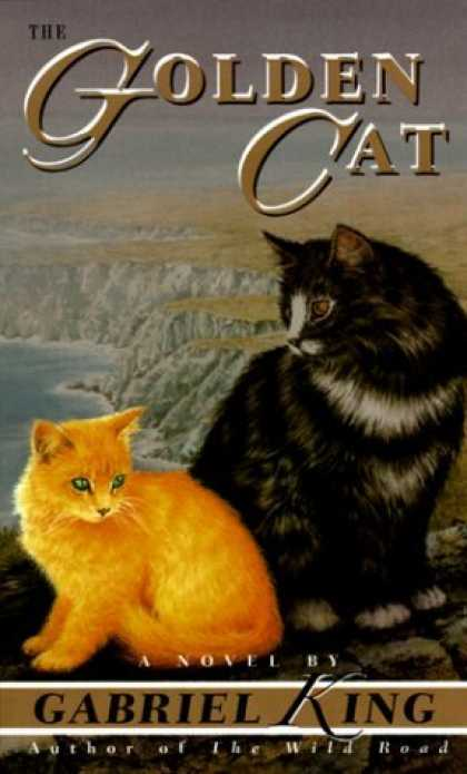 Bestselling Sci-Fi/ Fantasy (2006) - The Golden Cat by Gabriel King