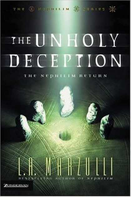 Bestselling Sci-Fi/ Fantasy (2006) - Unholy Deception, The by L. A. Marzulli
