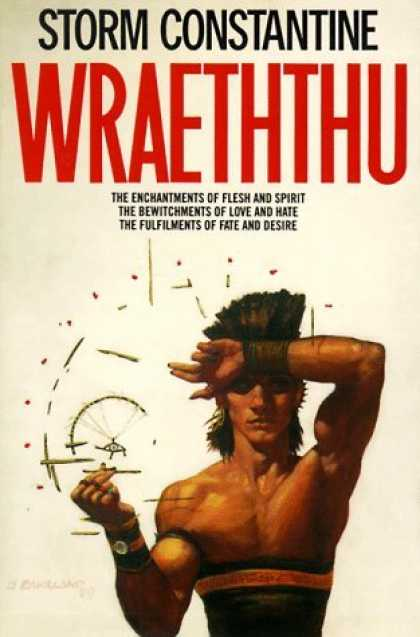 Bestselling Sci-Fi/ Fantasy (2006) - Wraeththu by Storm Constantine