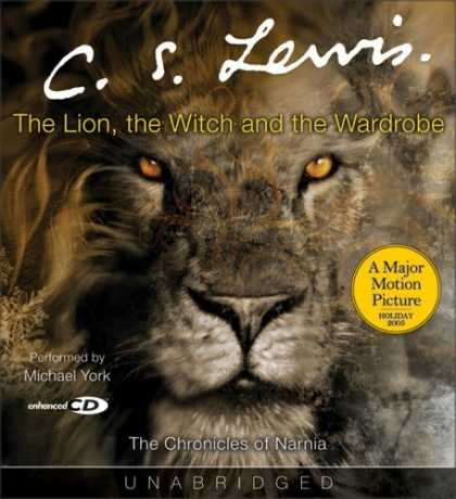 Bestselling Sci-Fi/ Fantasy (2006) - The Lion, the Witch and the Wardrobe by C. S. Lewis