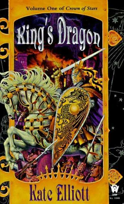 Bestselling Sci-Fi/ Fantasy (2006) - King's Dragon: Volume 1 of the Crown of Stars by Kate Elliott