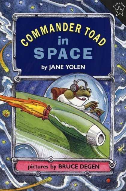 Bestselling Sci-Fi/ Fantasy (2006) - Commander Toad in Space (Paperstar) by Jane Yolen