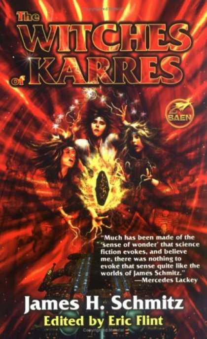 Bestselling Sci-Fi/ Fantasy (2006) - The Witches of Karres by James H. Schmitz