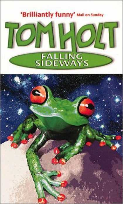 Bestselling Sci-Fi/ Fantasy (2006) - Falling Sideways by Tom Holt
