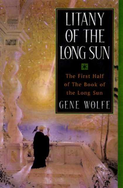 Bestselling Sci-Fi/ Fantasy (2006) - Litany of the Long Sun: Nightside the Long Sun and Lake of the Long Sun (Book o