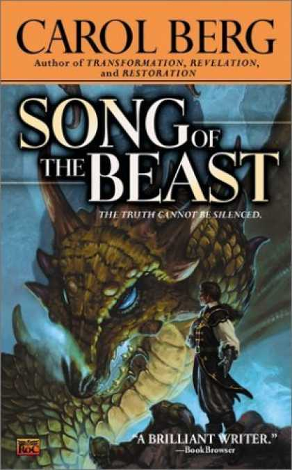 Bestselling Sci-Fi/ Fantasy (2006) - Song of the Beast by Carol Berg