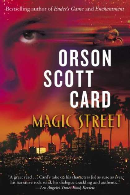 Bestselling Sci-Fi/ Fantasy (2006) - Magic Street by Orson Scott Card
