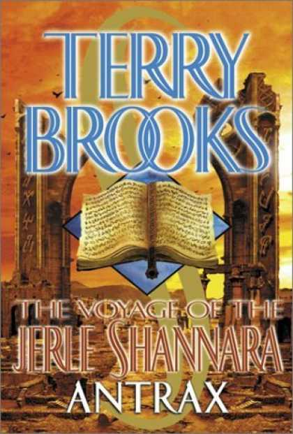 Bestselling Sci-Fi/ Fantasy (2006) - Antrax (The Voyage of the Jerle Shannara, Book 2) by TERRY BROOKS