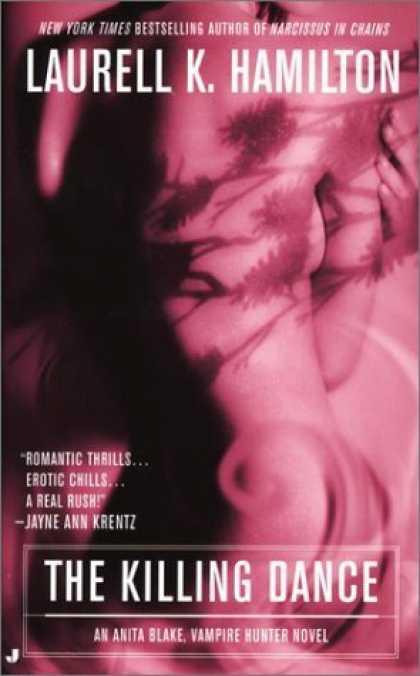 Убийствен танц (Анита Блейк, книга 6), Лоръл К. Хамилтън 303-1
