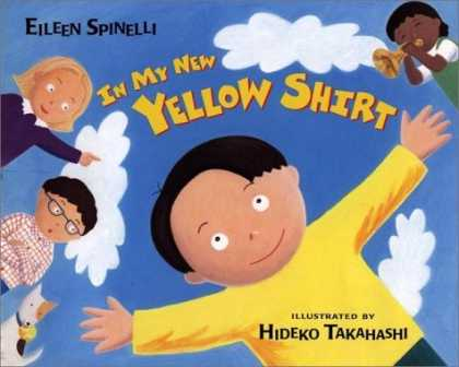 Bestselling Sci-Fi/ Fantasy (2006) - In My New Yellow Shirt by Eileen Spinelli
