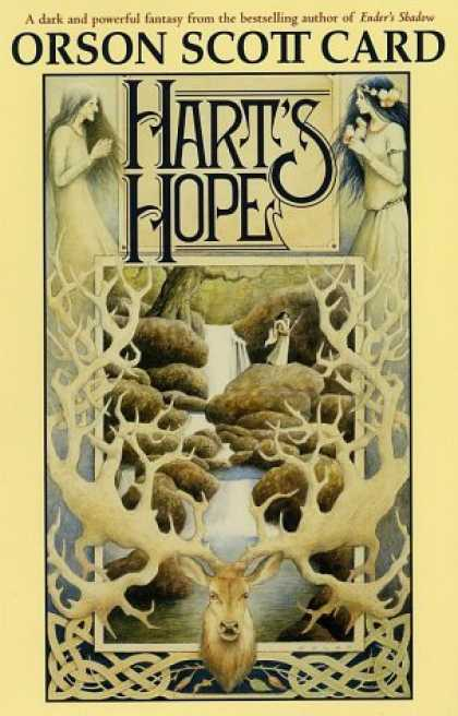 Bestselling Sci-Fi/ Fantasy (2006) - Hart's Hope by Orson Scott Card