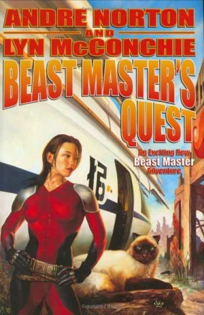 Bestselling Sci-Fi/ Fantasy (2006) - Beast Master's Quest (Beastmaster) by Andre Norton