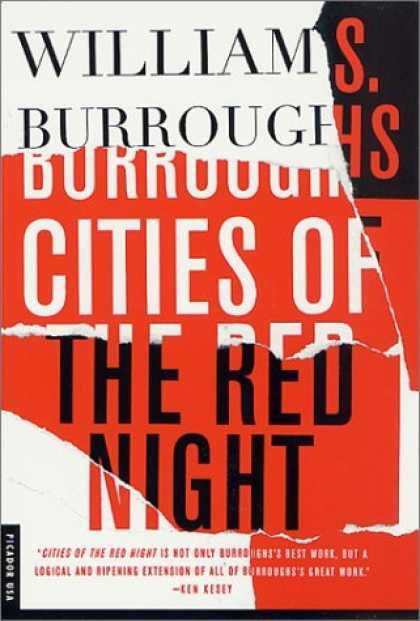 Bestselling Sci-Fi/ Fantasy (2006) - Cities of the Red Night: A Novel by William S. Burroughs