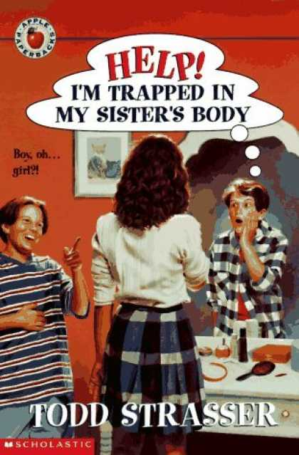 Bestselling Sci-Fi/ Fantasy (2006) - Help! I'm Trapped in My Sister's Body (Help! I'm Trapped (Paperback)) by Todd St