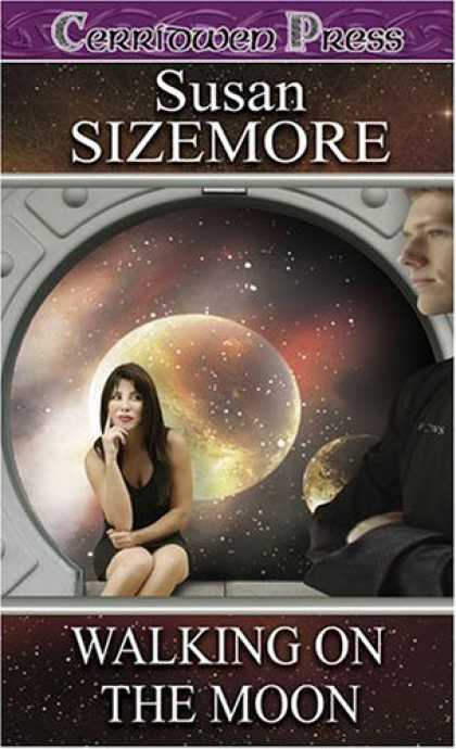 Bestselling Sci-Fi/ Fantasy (2006) - Walking on the Moon by Susan Sizemore