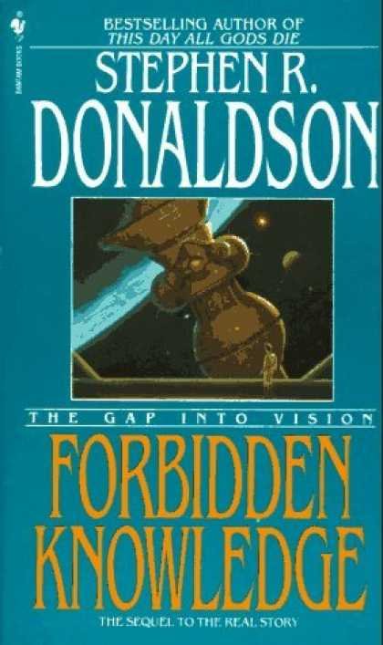 Bestselling Sci-Fi/ Fantasy (2006) - Forbidden Knowledge: The Gap Into Vision (Forbidden Knowledge) by Stephen R. Don