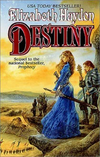 Bestselling Sci-Fi/ Fantasy (2006) - Destiny: Child of the Sky (The Symphony of Ages) by Elizabeth Haydon