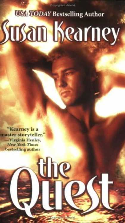 Bestselling Sci-Fi/ Fantasy (2006) - The Quest by Susan Kearney