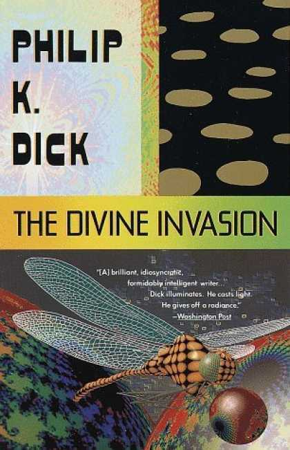 Bestselling Sci-Fi/ Fantasy (2006) - The Divine Invasion by Philip K. Dick