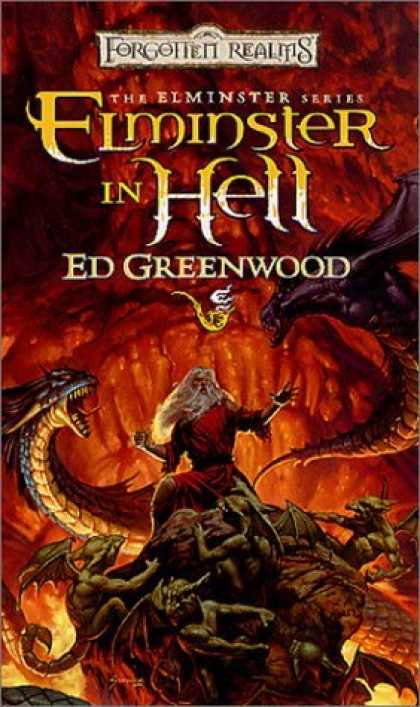 Bestselling Sci-Fi/ Fantasy (2006) - Elminster in Hell (Forgotten Realms: The Elminster Series, Book 4) by Ed Greenwo