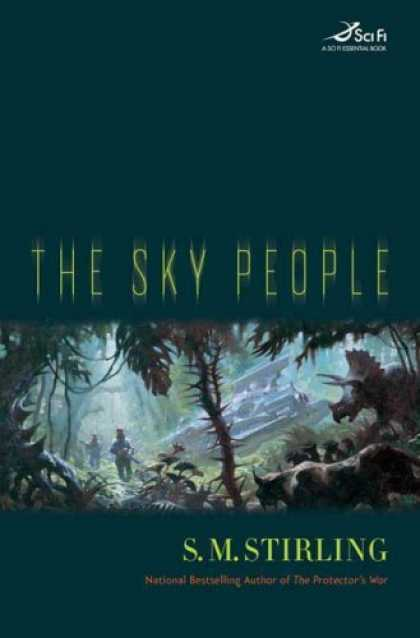 Bestselling Sci-Fi/ Fantasy (2006) - The Sky People by S.M. Stirling