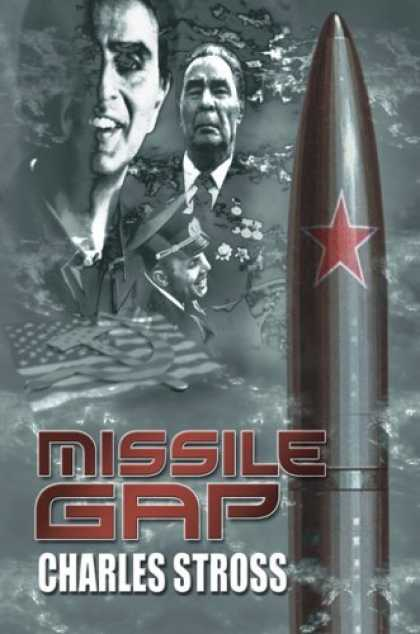 Bestselling Sci-Fi/ Fantasy (2006) - Missile Gap by Charles Stross