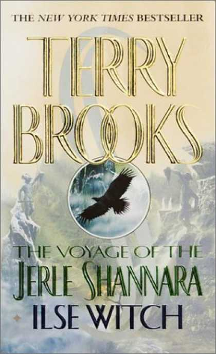 Bestselling Sci-Fi/ Fantasy (2006) - Ilse Witch (The Voyage of the Jerle Shannara, Book 1) by Terry Brooks