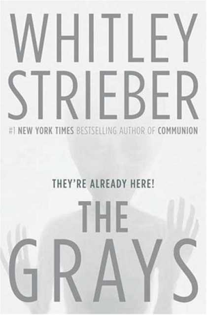 Bestselling Sci-Fi/ Fantasy (2006) - The Grays by Whitley Strieber