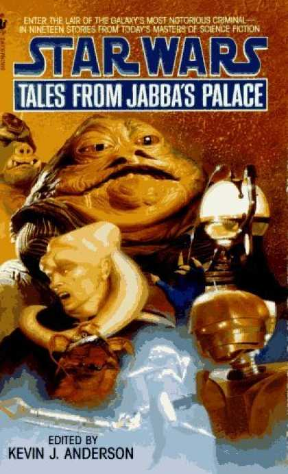 Bestselling Sci-Fi/ Fantasy (2006) - Tales from Jabba's Palace: Star Wars (Star Wars.) by Kevin Anderson