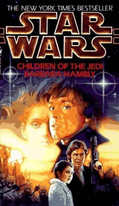 Bestselling Sci-Fi/ Fantasy (2006) - Children of the Jedi (Star Wars) by Barbara Hambly