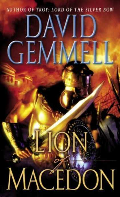 Bestselling Sci-Fi/ Fantasy (2006) - Lion of Macedon by David Gemmell