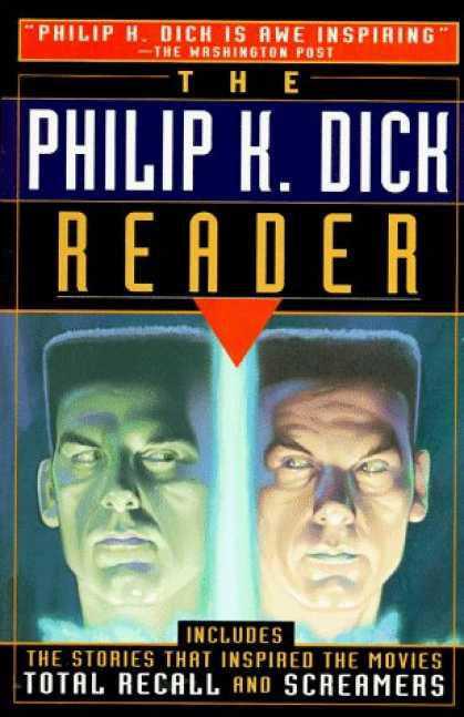 Bestselling Sci-Fi/ Fantasy (2006) - The Philip K. Dick Reader by Philip K. Dick