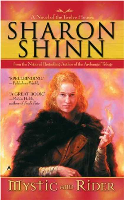Bestselling Sci-Fi/ Fantasy (2006) - Mystic and Rider (Ace Fantasy Book) by Sharon Shinn